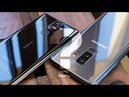 Galaxy S9 vs Nokia 8 Sirocco кто дает больше за свой бюджет? Флагманы 2018 S9 или 8 Sirocco