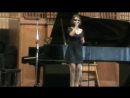 Мария Якимова - Something new (Nikki Yanofsky cover) (акад. зачет 17.03.2017)