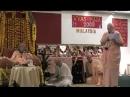 4. Вйаса-пуджа 2009. Подношение Б.В. Бхагавата махараджа