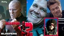 Deadpool 2 Hilarious Bloopers and Gag Reel - Full Outtakes Ryan Reynolds 2018