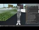 Как стать кошкой в Second Life бесплатно!