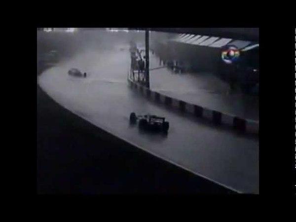 Aprenda a andar na chuva com Alain Prost – Formula 1, 1993: GP Brasil