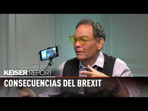 (Vídeo) Keiser Report en español (E1247) - Consecuencias del BREXIT: ¿Peligra Reino Unido?