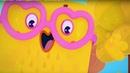 Четверо в кубе - Сборник серий с 8 по 13 - мультик для детей