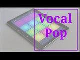 Drum Pad Machine - Vocal Pop Scene A