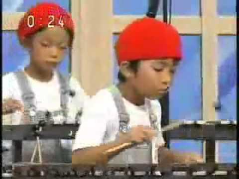 Японские детки вытворяют невероятное!