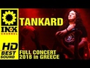 TANKARD - Full Concert [26/1/2018 - 8ball Thessaloniki Greece]