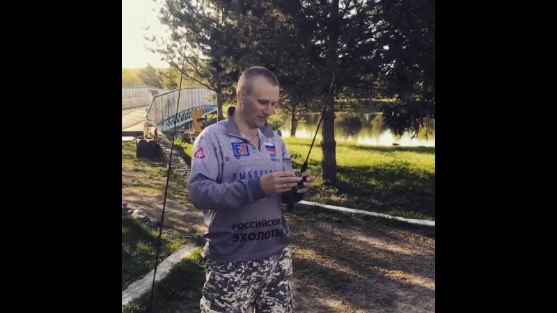 Интервью перед туром РСК Fishing Academia