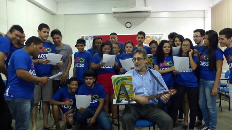 RELO Brazil with Access Belem students Brazil