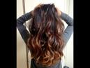 Модное окрашивание волос. Техника и фото сомбре