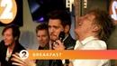 Rod Stewart Michael Bublé - It's a Heartache