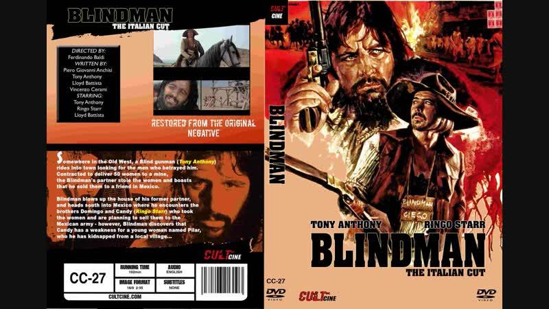 Blindman (El Justiciero Ciego) (1971) (Español)