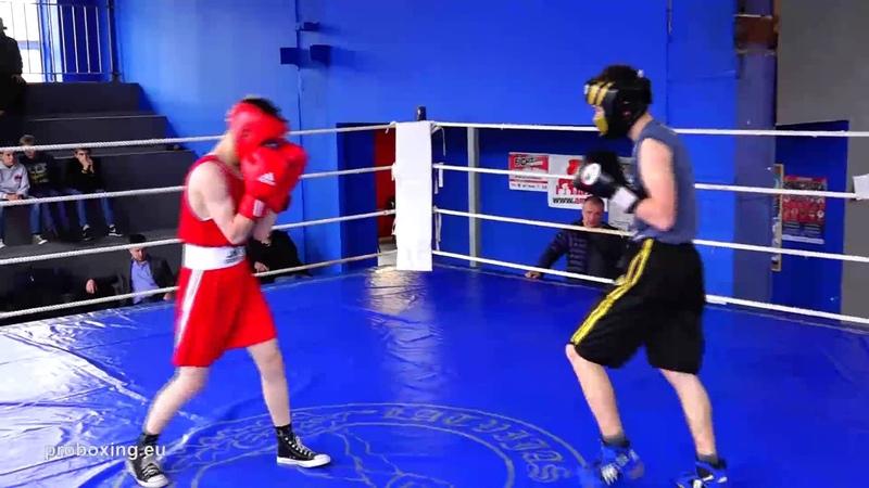14.11.2015 Fight 2 KAMAKURA Baltic Club