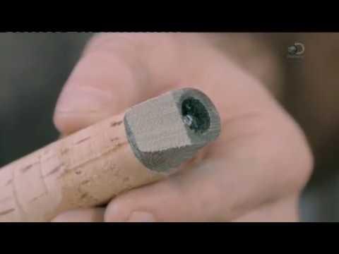 Филейный нож White River для рыбака ( Из чего это сделано )