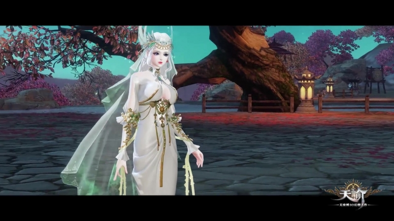 Revelation Online 天谕 - Female Style Forest Spirit Fashion