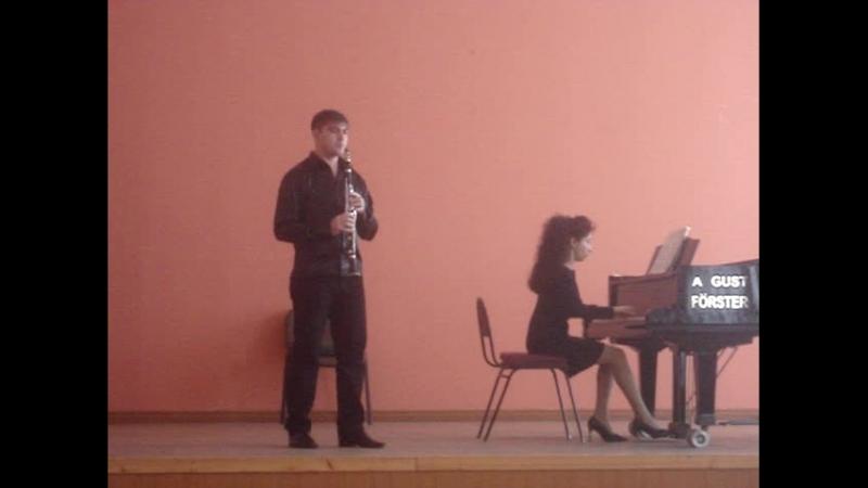 Шпор концерт №4(3-я часть).