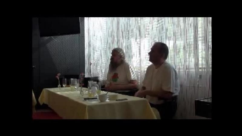 Патер Дий Александр. Встреча в Попраде(Словакия) 2 из 2