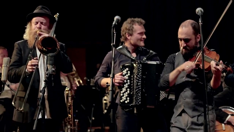 Basco with the Danish Radio Big Band - The Ferryman