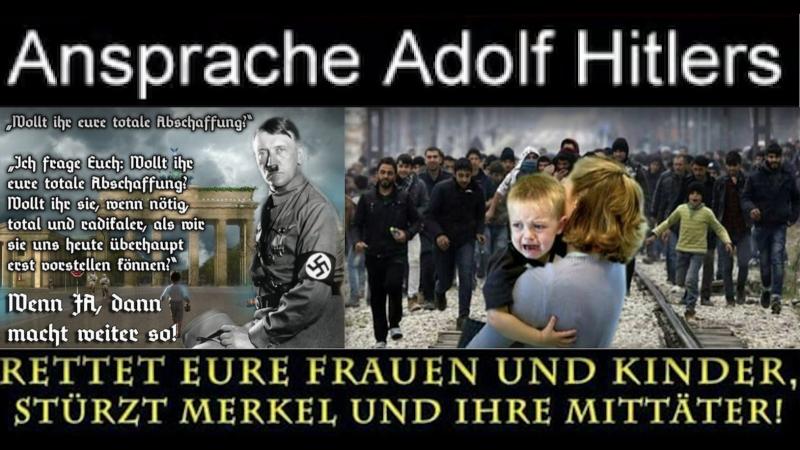 Adolf Hitler redet klartext über England
