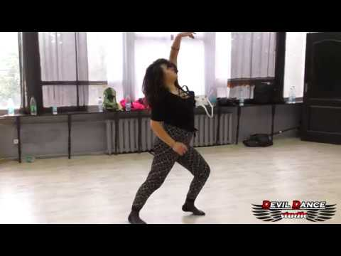 Jessie J Someone's lady choreo by Valeria Saiko DDS Workshops