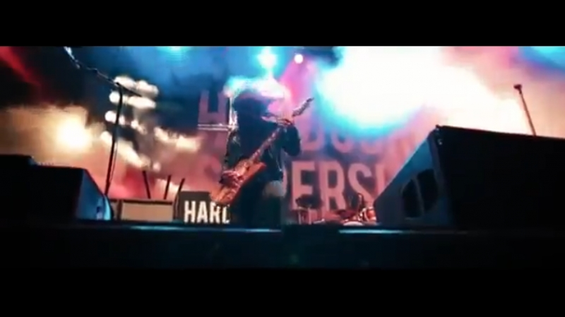 Hardcore Superstar - You Can´t Kill My Rock n Roll (Official Video)