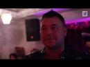 Сергей Жуков - Открытие Руки Вверх бара в Питере