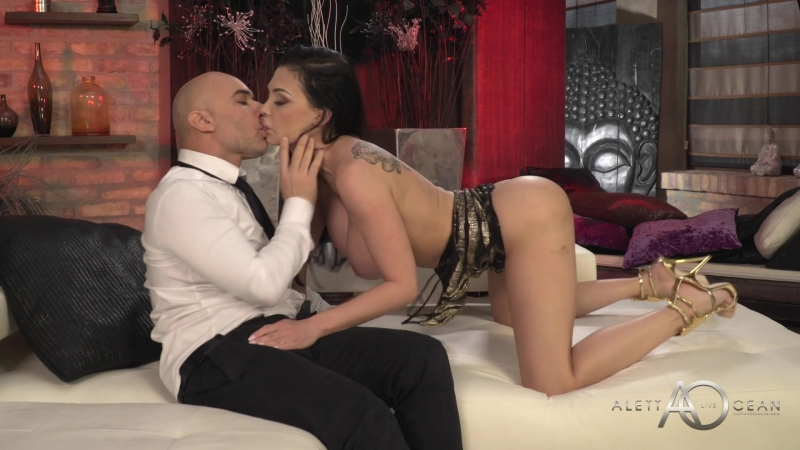 Aletta Ocean Pole Dance 2018 г. , All Sex, Blowjob, Anal Sex, Close Ups, Breasts, Shaved, Brunettes, Facial,