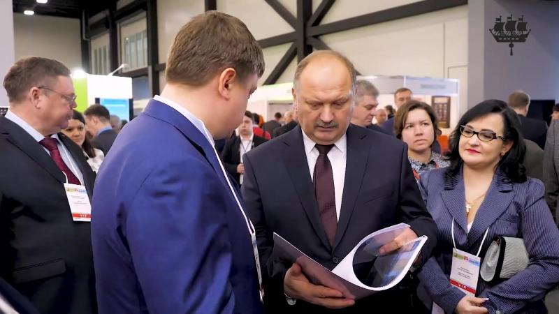 В Петербурге состоялось мероприятие ЖКХ России. Вице-губернатор рассказал о своем впечатлении о выставке-конференции