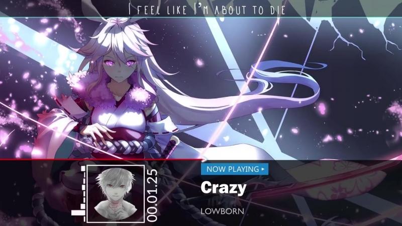 Nightcore - Crazy