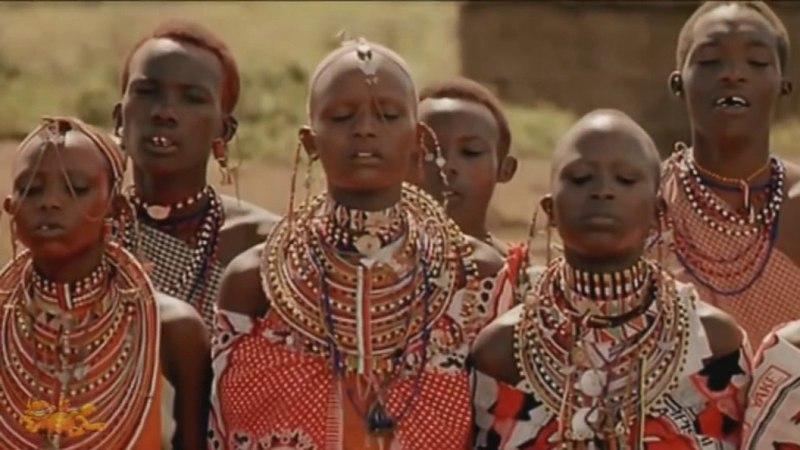Милый мой дедочек Танцы под русские песни покоряют весь мир Танцуют все папуасы