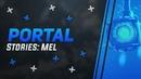 Забытые истории Aperture   Астронавт, герой войны или олимпиец? Кейв, ты где?   Portal Stories: Mel