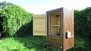 Коптильный шкаф для холодного и горячего копчения | Обзор