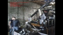 BM-LTI-120 - Metal turnings briquetting presses -15.04.2013 Brasov delivery - Prese brichetare span