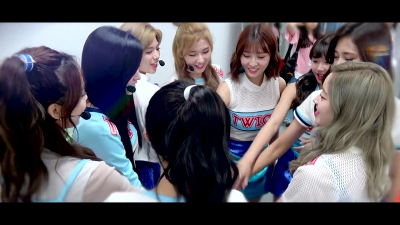 TWICE「Be as ONE」Document Video