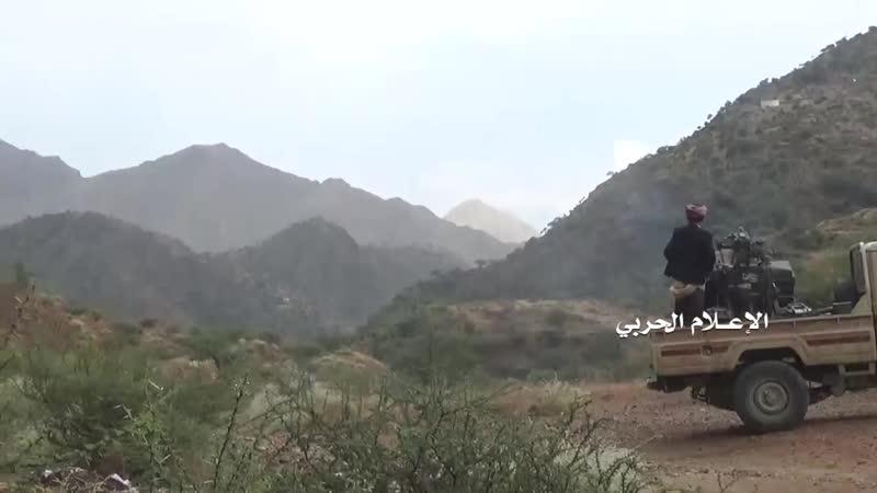 Хуситы захватили позиции хадистов в районе Хифан, Таиз.