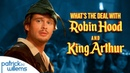 Robin Hood King Arthur and Hollywood's Problem with Public Domain Properties