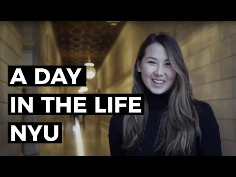 A Day In The Life NYU Student