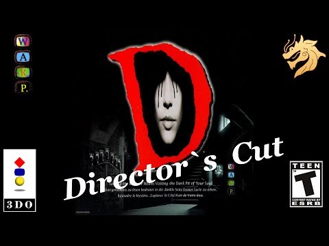 D Director`s Cut / Дэ | Полная версия игры | Panasonic 3DO 32-bit | Полное прохождение