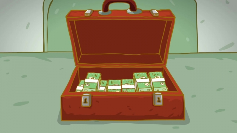 Смешарики2D _ Азбука финансовой грамотности - Сборник серий №1