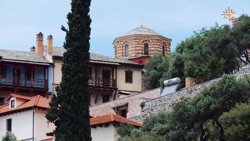Наш монастырь на Афоне. Новый игумен русской обители св. Пантелеимона