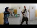 Выборы в Афганистане: взрывы и хаос