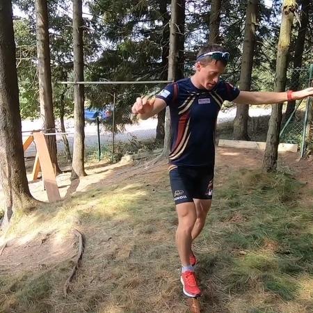 Максим Вылегжанин on Instagram Всем привет Юные лыжники и их тренеры мне часто задают вопрос как развить координацию и чувство равновесия на