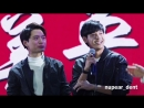 180714 Singto Krist Fan Meeting in Wuhan 🇨🇳