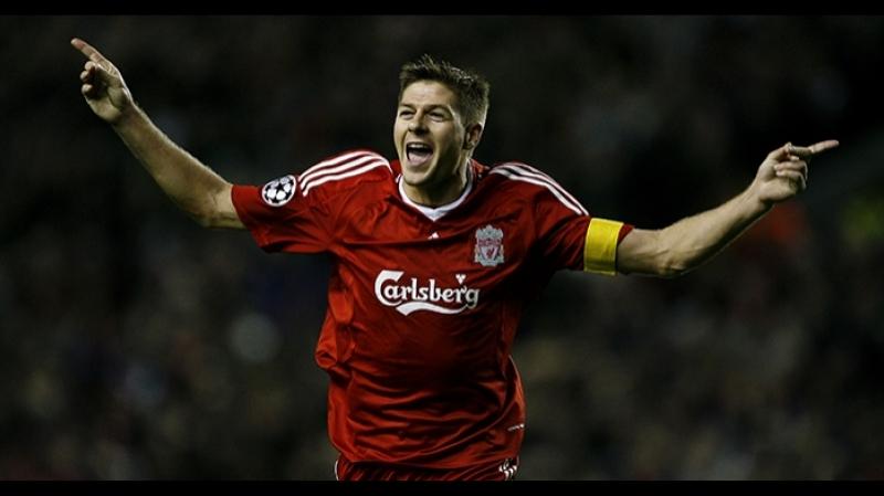 Стивен Джеррард Моя история Steven Gerrard My Story