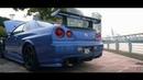 The Godzilla Skyline r34 ляля