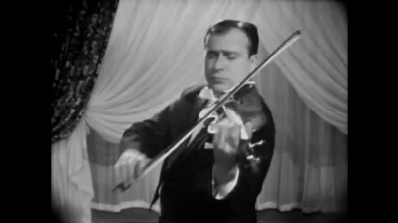 Henryk Szeryng - J.S. Bach. Chaccone d-moll from Partita №2 for violin solo BWV 1004 (1964)