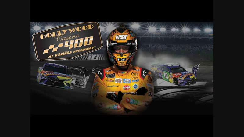 Watch HOLLYWOOD CASINO 400 live By NASCAR MONSTER ENERGY