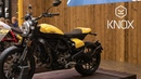 Ducati Scrambler 2019 Cafe Racer - Full Throttle - Icon | Knox
