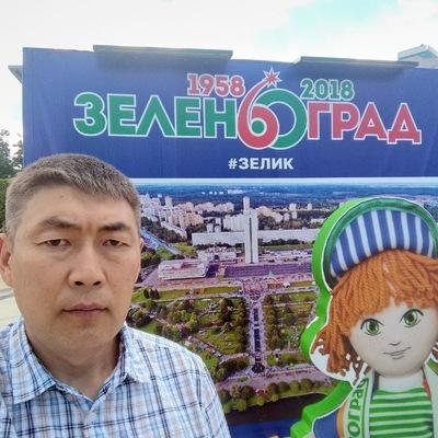 Батор Баяров
