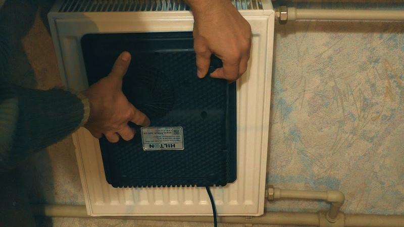 Идея отопления индукционной печкой